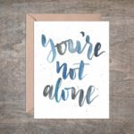 greeting cards for mamas from mamas - you're not alone