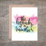 greeting cards for mamas from mamas - rainbow baby