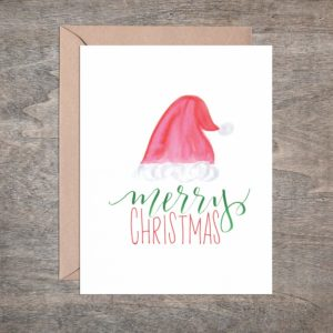 Wine & Cookies Holiday Card – Box of 8