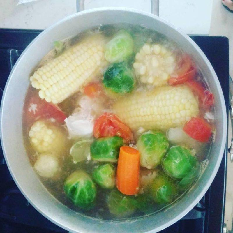 Honestly Easy Recipes: Nicaraguan Sopa