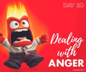 30 Days of Facebook Live // Dealing with Anger