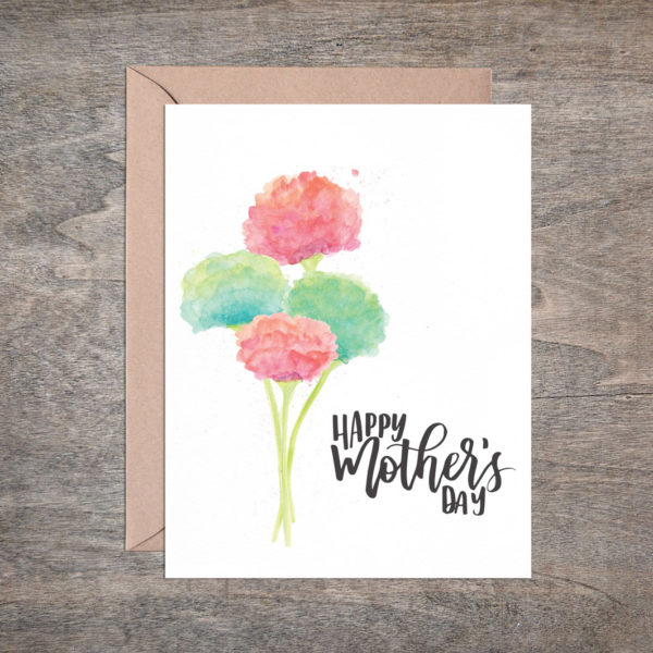 Karma Mother's Day Card