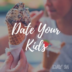 30 Days of Facebook Live // Date Your Kids