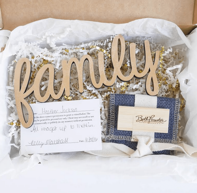 Small Business Spotlight // Kraft and Jute