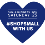 Shop Small // Small Business Saturday